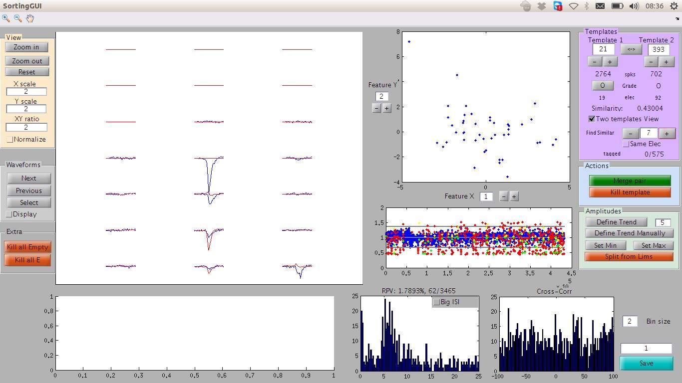 Basis of spike sorting — SpyKING CIRCUS 0.6.7 documentation